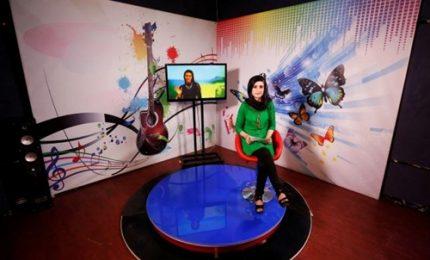 In Afghanistan nasce la tv dedicata alle donne e ai loro diritti