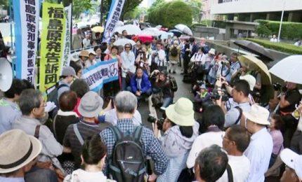 Primo processo contro gli ex dirigenti di Fukushima