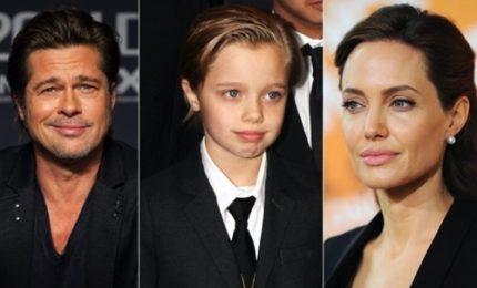 La figlia di Angelina Jolie e Brad Pitt vuole cambiare sesso