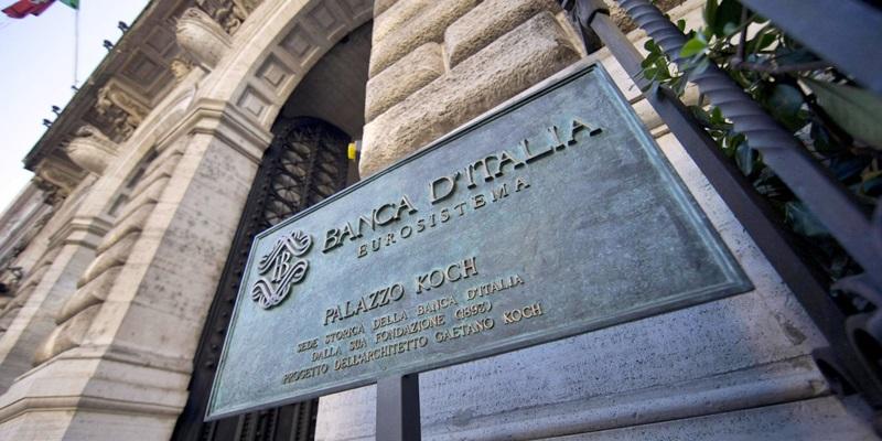 Bankitalia: in portafogli famiglie solo un 20% di Btp