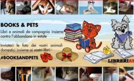 Books&pets, libri e social network contro abbandono di animali