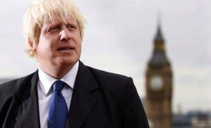 Gb, Boris Johnson lancia la sua candidatura a premier