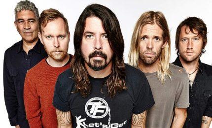 I Foo Fighters lanciano il più grande dei festival rock