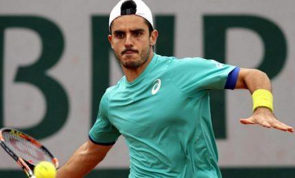 L'azzurro Thomas Fabbiano nel main draw di Wimbledon