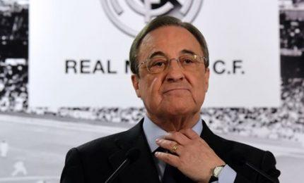 """Florentino Perez: """"Cristiano Ronaldo resta al Real Madrid"""""""