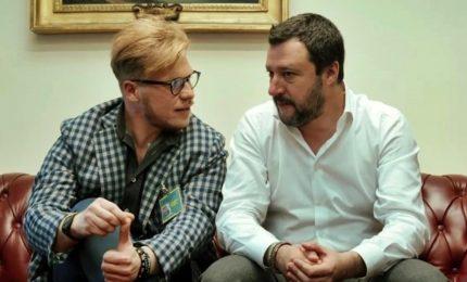 """Candidatura """"farsa"""" di La Vardera. Meloni e Salvini lo sostenevano"""