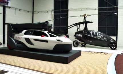 La macchina volante diventa realtà, bastano solo 300mila euro