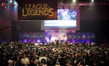 "Videogame, la sfida a ""League of Legends"" arriva all'Olimpiade"
