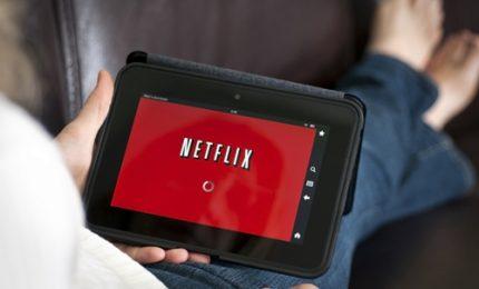 Netflix punta su Ue e Italia