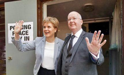 Elezioni Gb, prima ministra scozzese Sturgeon al voto