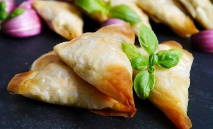 Ricette dal mondo: tiropitakia, un finger food greco