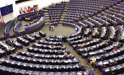 La nuova composizione del parlamento europeo