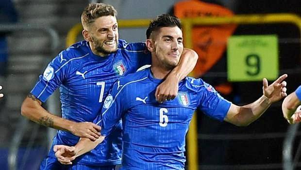 Pellegrini e Petagna lanciano l'Under 21 azzurra
