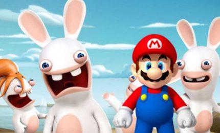 Mario incontra i Rabbids: il nuovo videogioco Ubisoft-Nintendo