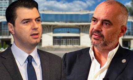 Elezioni in Albania, duello tra Edi Rama e Lulzim Basha