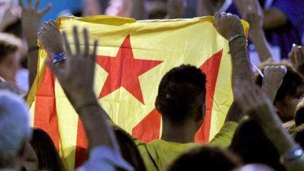 Pep Guardiola infiamma i sostenitori dell'indipendenza della Catalogna