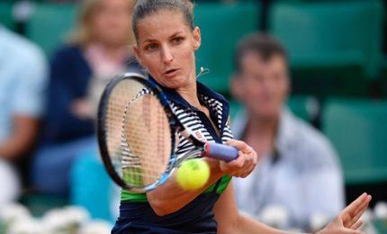 Roland Garros, Pliskova-Halep seconda semifinale