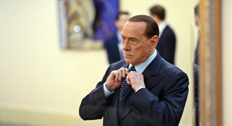 Berlusconi: guerra in Libia? Io non volevo ma Napolitano…