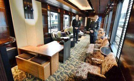 Twilight Express Mizukaze: fascino di un Orient Express nipponico