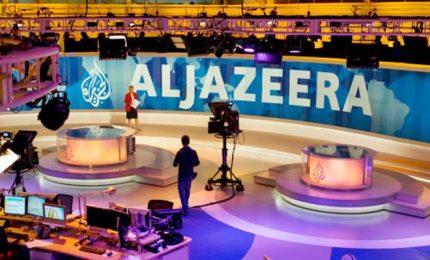 Arabia saudita e alleati chiedono a Qatar di chiudere l'emittente Al Jazeera