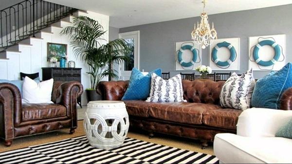 Arredare E Dipingere Le Pareti Di Una Casa A Mare Alcuni Consigli