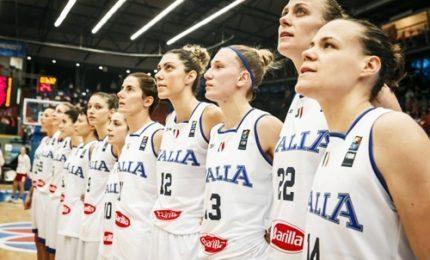 Italia femminile nei quarti, ora contro il Belgio