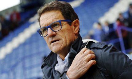 """Fabio Capello: """"In Nazionale mancano i talenti"""""""