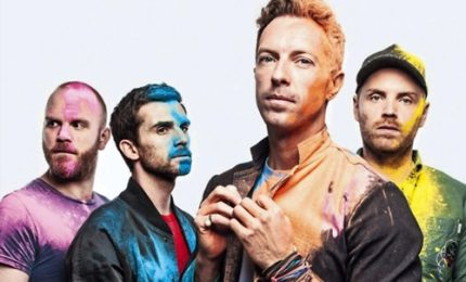"""I Coldplay lanciano """"All I can think about is you"""""""