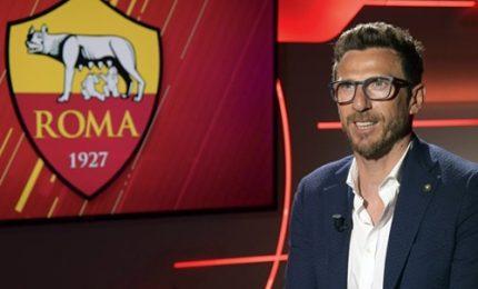 """Di Francesco: """"Alla Roma ora serve compattezza"""""""