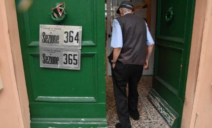 Affluenza in calo in Sardegna, 55,3% votanti a chiusura seggi