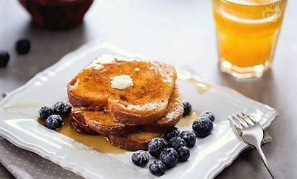 Ecco i french toast americani, ma già i romani...