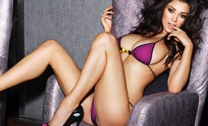 Georgia Salpa, la modella greca che ama la televisione