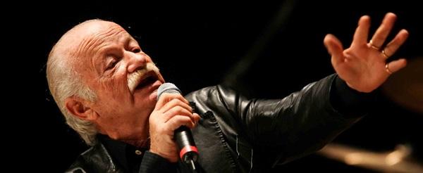 Gino Paoli annulla i concerti per un infortunio