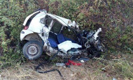 Un morto e tre feriti in incidente sulla Statale 125 in Sardegna