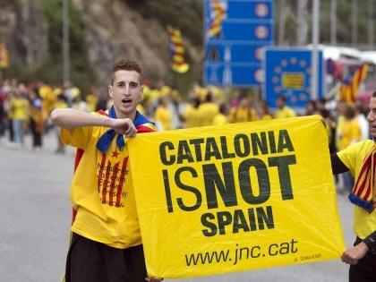 La nuova sfida della Catalogna a Madrid sull'indipendenza