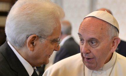 Papa Francesco al Quirinale, sesto Pontefice dal 1870. Un'amicizia che si rinnova