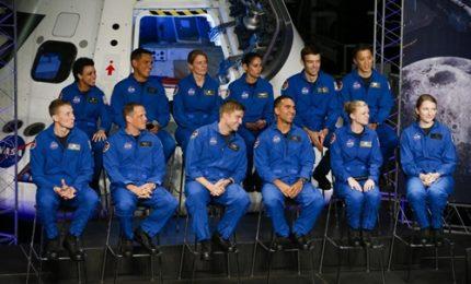 La Nasa ha presentato la sua nuova classe di astronauti