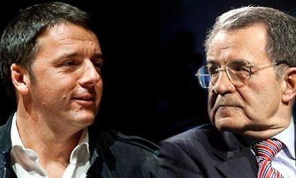 Nel Pd assedio a Renzi: i siluri di Prodi, Franceschini e Orlando. Nel mirino la candidatura a premier