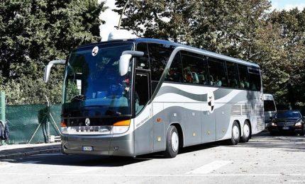 Sudanese tenta di fare sbandare bus Palermo-Trapani, indagini