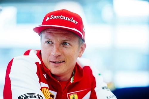 Raikkonen precede Vettel nelle ultime libere