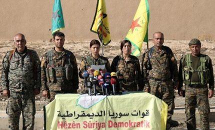 Siria, milizie arabo-curde conquistano parte di Raqqa
