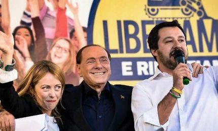 Tregua competition Salvini-Meloni, 2 giugno centrodestra unito. C'è pure il Cav