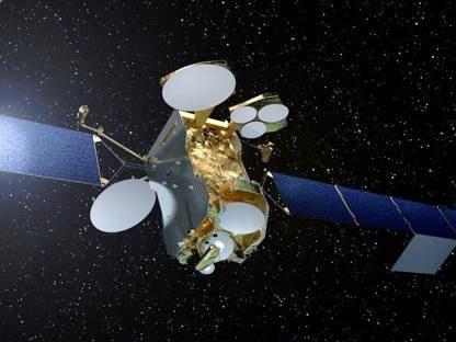 Eutelsat lancia satellite totalmente elettrico, in servizio a fine anno