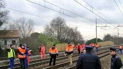 Uomo travolto e ucciso da un treno merci tra Genova e Ovada