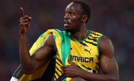 Usain Bolt senza rimpianti alla vigilia dell'addio alle corse