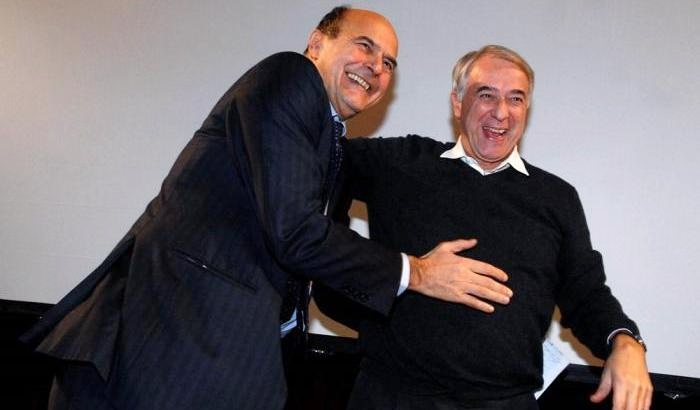 Centrosinistra: Bersani, alternativi a politiche Renzi