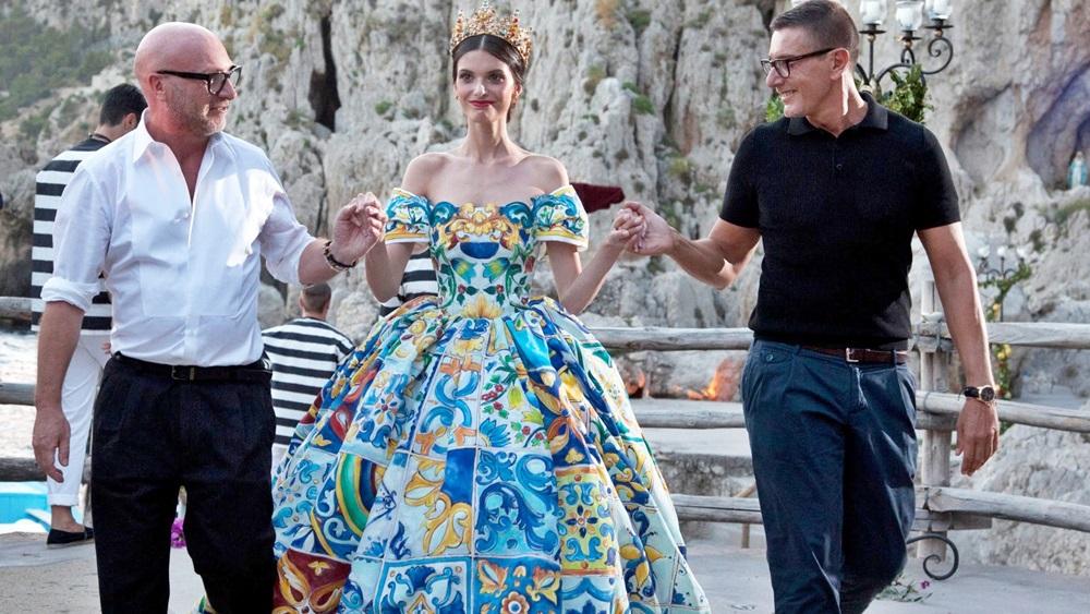 Moda: D&G a Palermo, sindaco 'città palcoscenico internazionale'