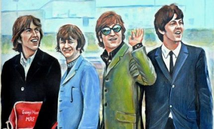 """""""All you need is paint"""", la grande collettiva sui Beatles"""