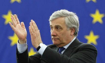Tajani a M5s: se si scusano su Fi se ne parlerà
