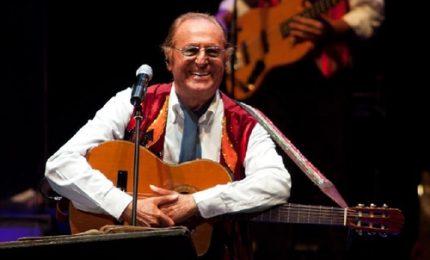 Problemi salute, Renzo Arbore annulla concerto Perugia